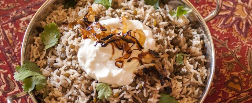 Gluten Free Main Dishes  Arabic Lentils & Rice Mujaddara Gluten Free Living