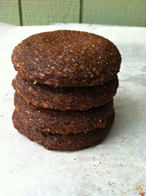 Gluten Free Molasses Cookies  gluten free soft molasses cookies