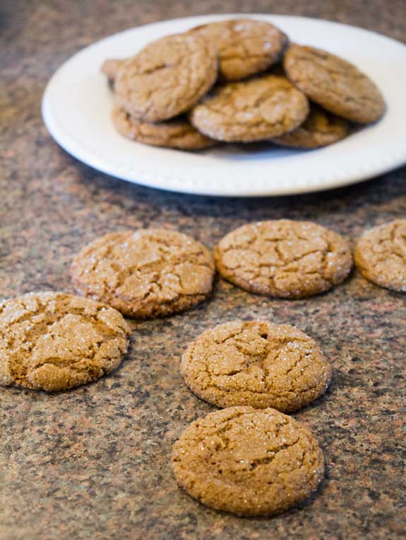 Gluten Free Molasses Cookies  Easy Gluten Free Molasses Cookies Art of Natural Living