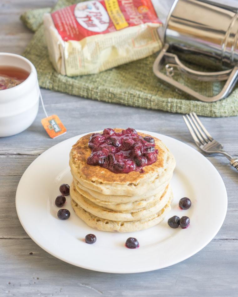 Gluten Free Pancakes  Vegan Gluten Free Pancake Recipe