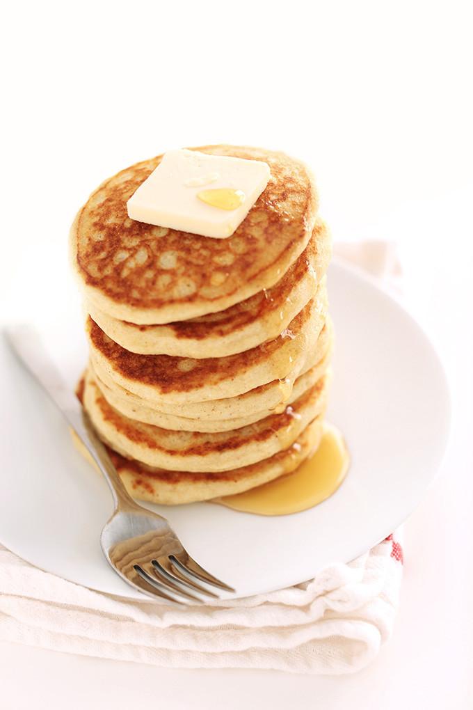 Gluten Free Pancakes  Gluten Free Pancake Mix