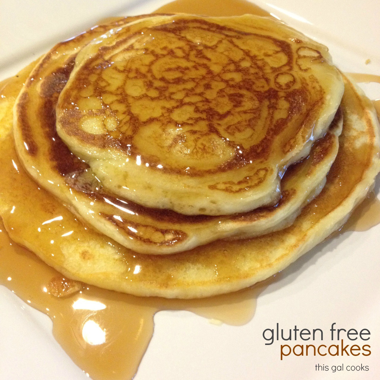Gluten Free Pancakes  Gluten Free Pancakes Recipe — Dishmaps