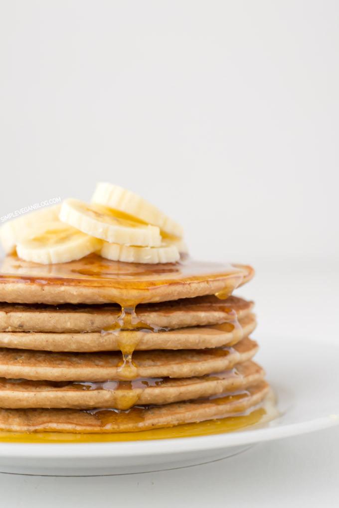 Gluten Free Pancakes  Vegan Gluten Free Pancakes