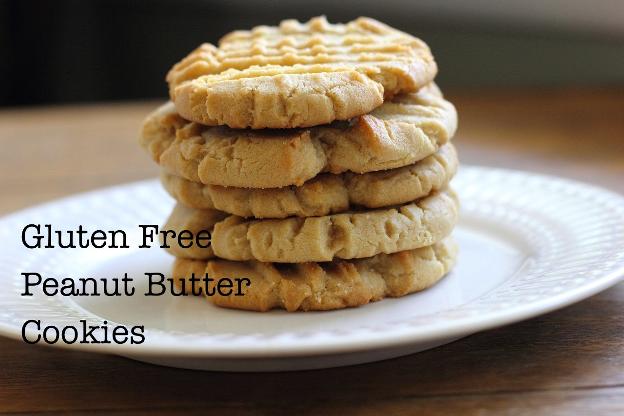Gluten Free Peanut Butter Cookies  Home Cooked & Handmade Recipe Gluten Free Peanut Butter