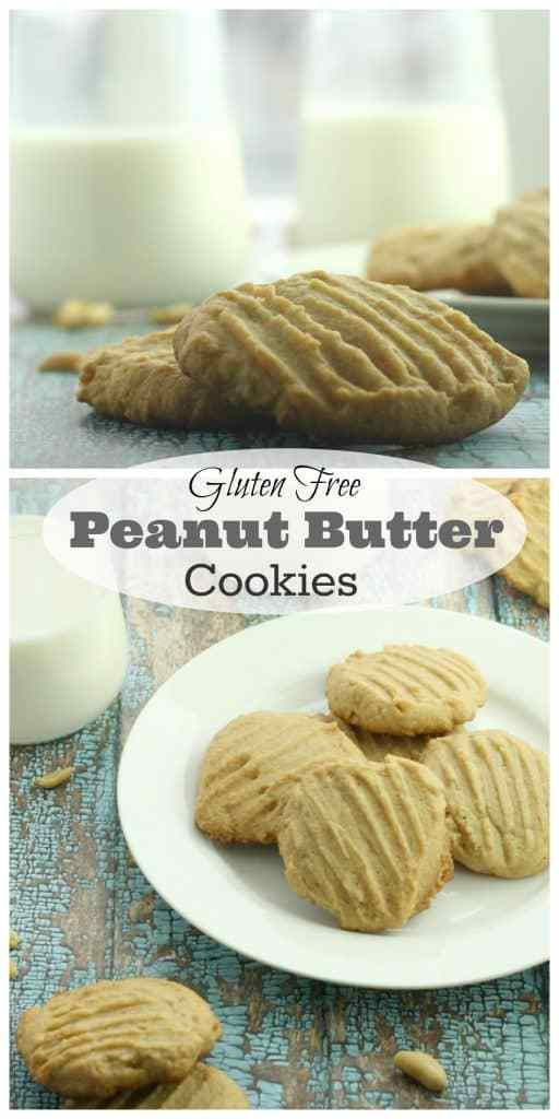 Gluten Free Peanut Butter Cookies  Gluten Free Peanut Butter Cookies ficially Gluten Free