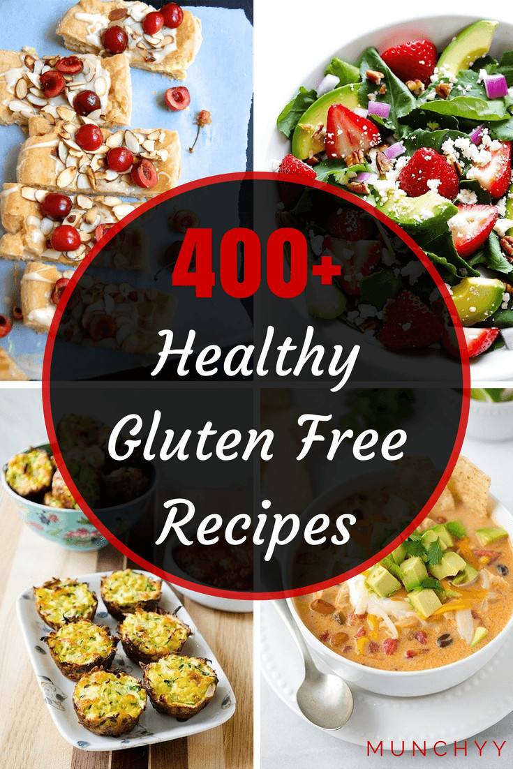 Gluten Free Recipes For Dinner  400 Healthy Gluten Free Recipes that Are Cheap and Easy