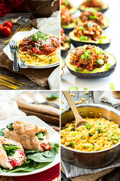Gluten Free Recipes For Dinner  10 Easy Gluten Free Dinner Recipes from Gluten Free with L B