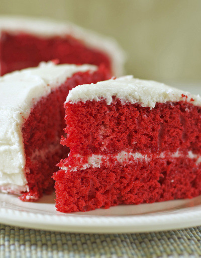 Gluten Free Red Velvet Cake  Gluten Free Red Velvet Cake