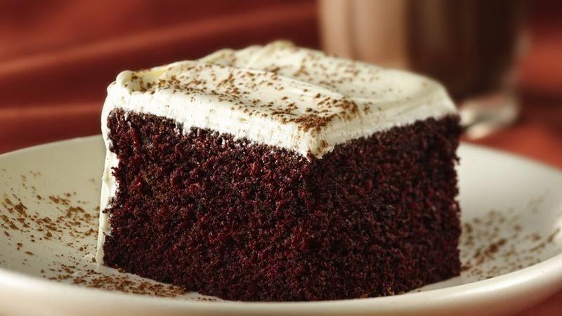 Gluten Free Red Velvet Cake  Gluten Free Red Velvet Cake recipe from Betty Crocker