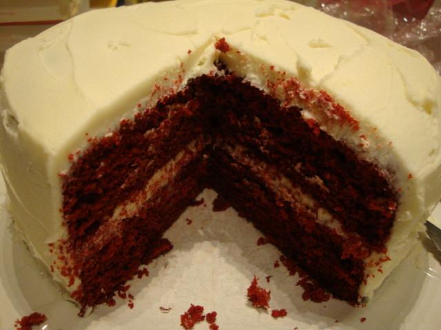 Gluten Free Red Velvet Cake  Vegan and Gluten Free Red Velvet Cake