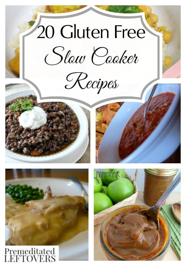 Gluten Free Slow Cooker Recipes  20 Gluten Free Slow Cooker Recipes