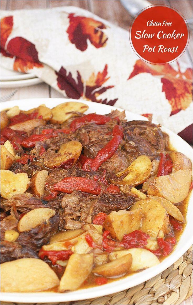 Gluten Free Slow Cooker Recipes  Gluten Free Slow Cooker Pot Roast Recipe