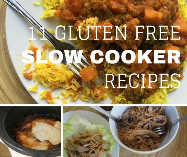 Gluten Free Slow Cooker Recipes  11 gluten free slow cooker recipes