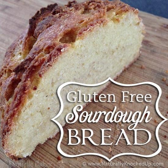 Gluten Free Sourdough Bread  Gluten free sourdough bread artisan style