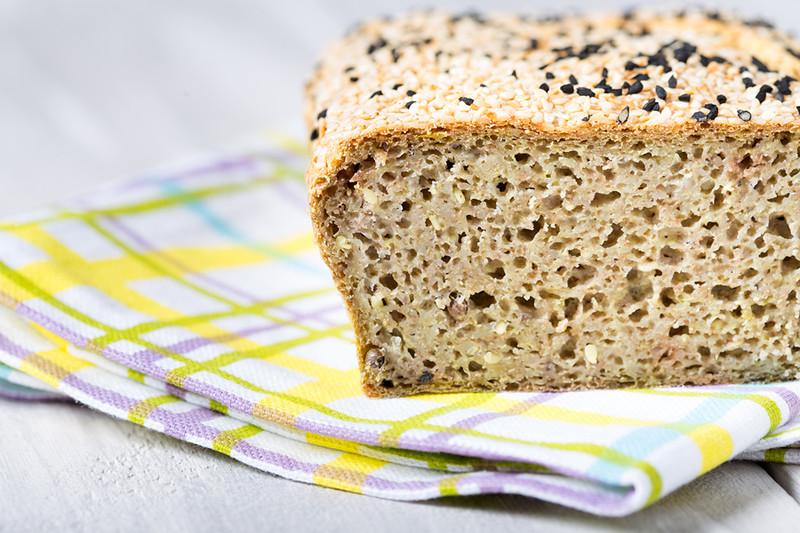Gluten Free Sourdough Bread  Gluten Free Sourdough Bread Recipe Peace With Endo
