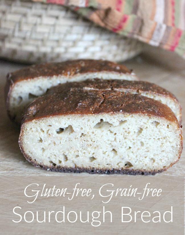 Gluten Free Sourdough Bread Recipe  Gluten free Sourdough Bread It Takes Time