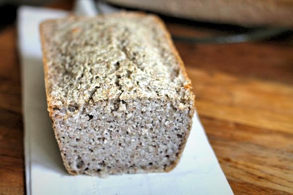 Gluten Free Sourdough Bread Recipe  Gluten Free Bread from Whole Buckwheat