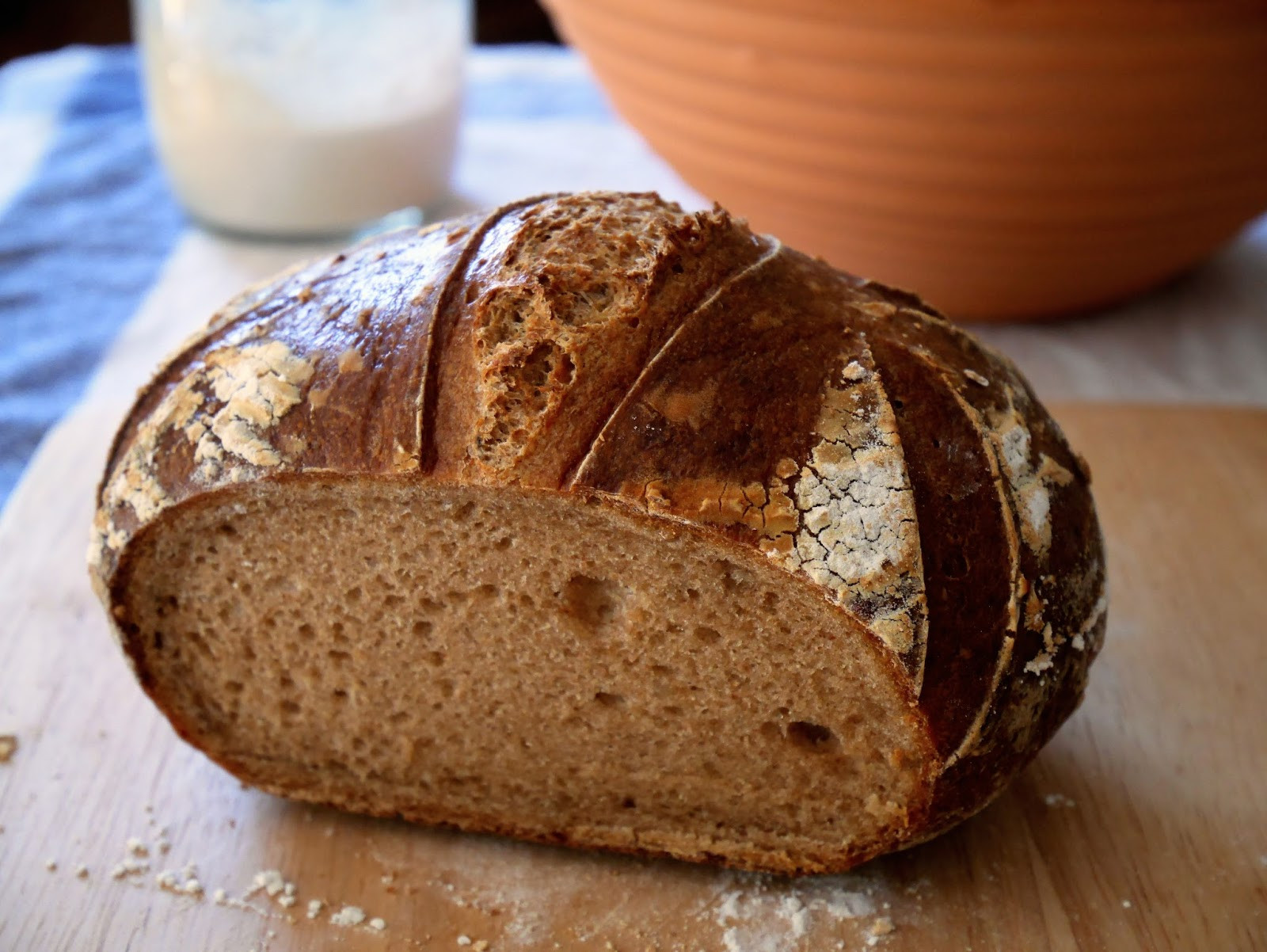Gluten Free Sourdough Bread  Gluten Free Boulangerie The difference fermentation makes