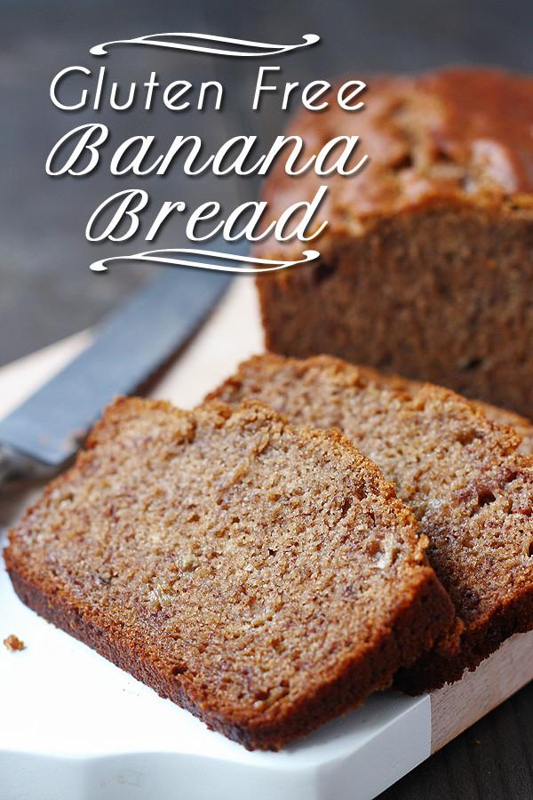 Gluten Free Vegan Bread Recipe  Gluten Free Banana Bread