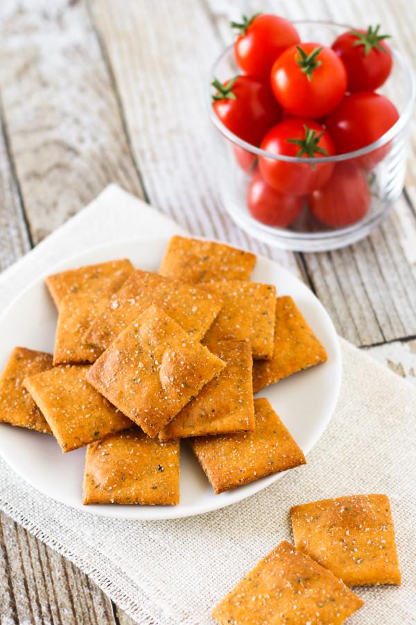 Gluten Free Vegan Recipes  gluten free vegan cracker recipe