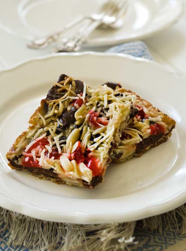 Gluten Free Vegetarian Recipes  Gluten Free Vegan Magic Bars Recipe
