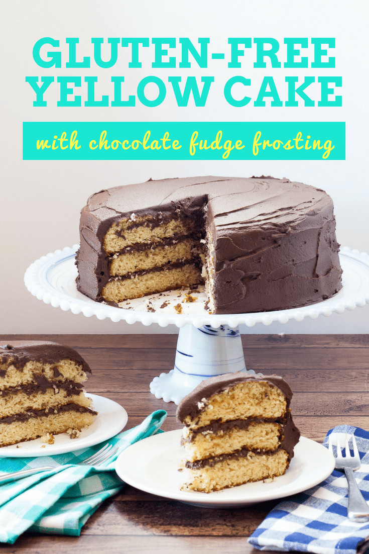 Gluten Free Yellow Cake Recipe  Gluten Free Yellow Cake Recipe — Dishmaps