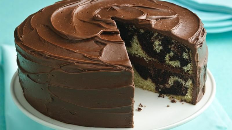 Gluten Free Yellow Cake Recipe  Gluten Free Marble Cake recipe from Betty Crocker