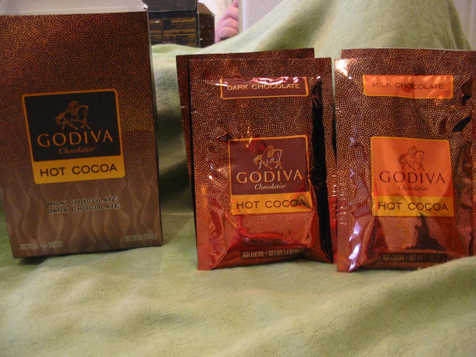 Godiva Hot Chocolate  The Chocolate Cult Godiva Halloween Fall 2010