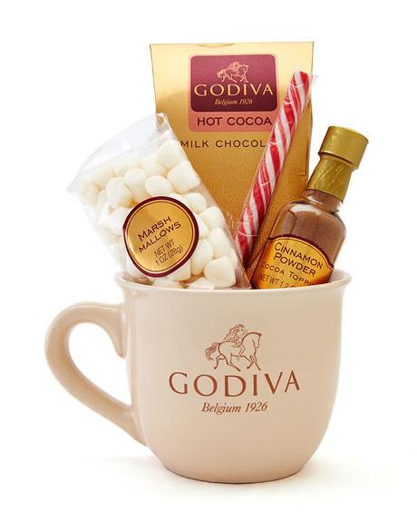 Godiva Hot Chocolate  GODIVA Hot Cocoa Gift Set