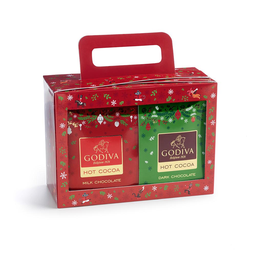 Godiva Hot Chocolate  Hot Cocoa Variety Pack