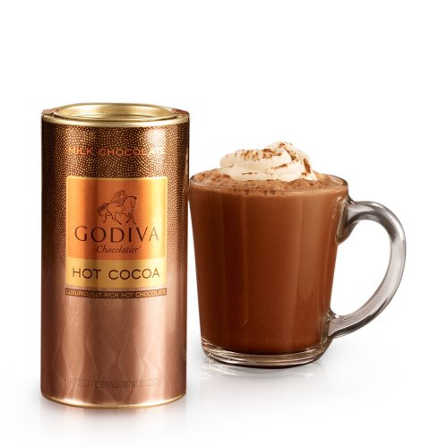 Godiva Hot Chocolate  Top 10 Christmas Gifts For Women Christmas Access