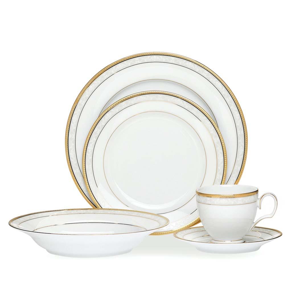 Gold Dinner Ware  Noritake Formal Dinnerware