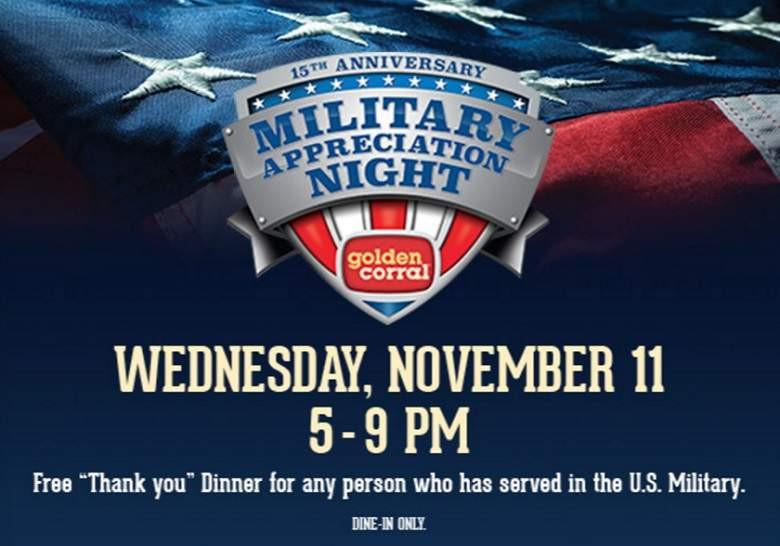 Golden Corral Dinner Hours  Golden Corral Menu & Prices Veterans Eat Free For Day