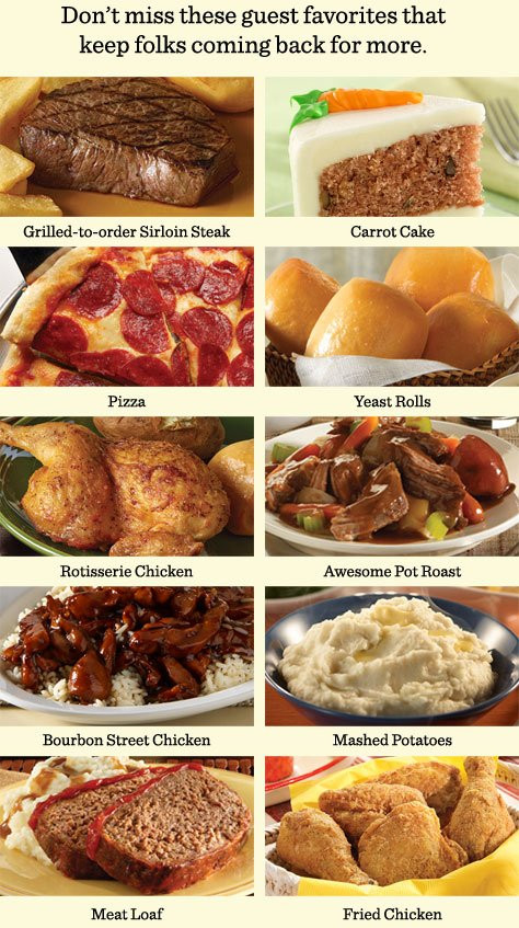 Golden Corral Dinner Menu  Golden Corral American Traditional 6611 Miller Ln
