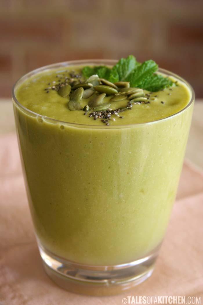 Good Breakfast Smoothies  healthy breakfast smoothies