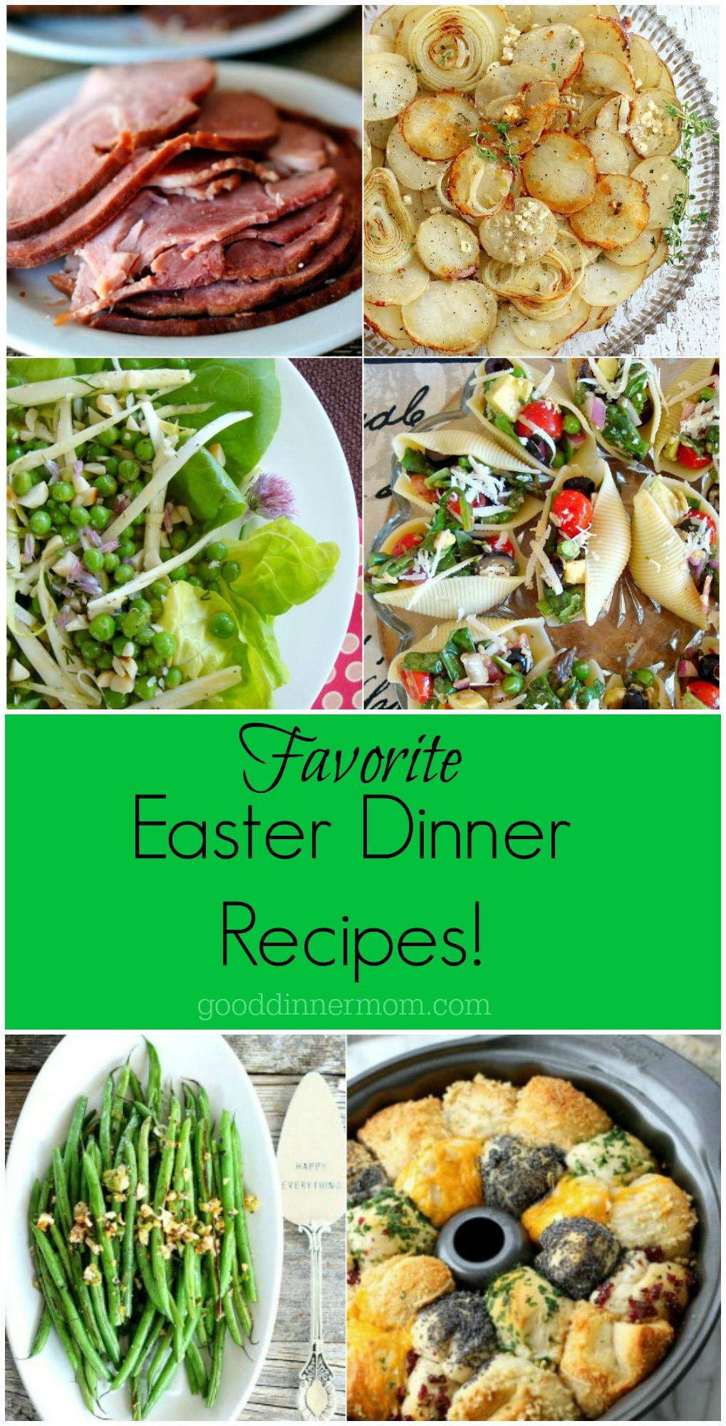 Good Dinner Ideas  Easter Dinner Recipes – Good Dinner Mom
