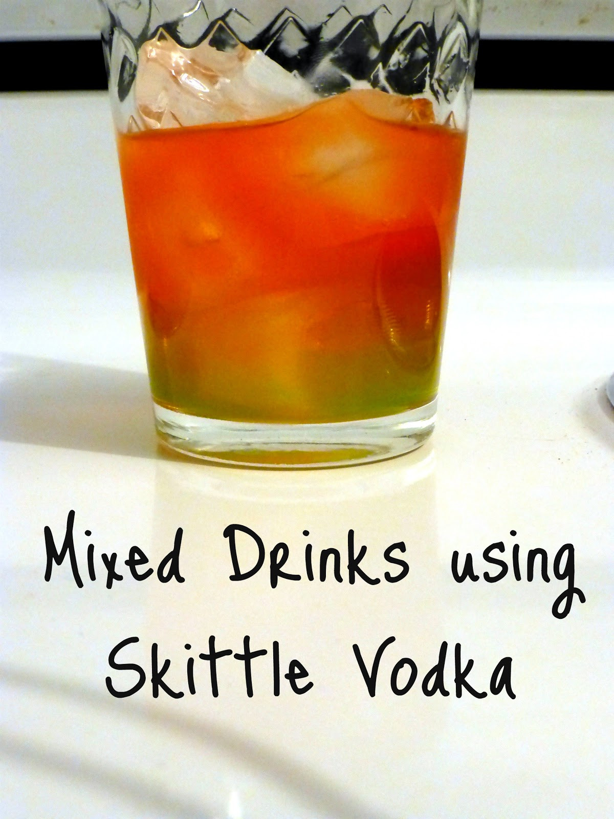 Good Drinks To Mix With Vodka  By Genell Patterson