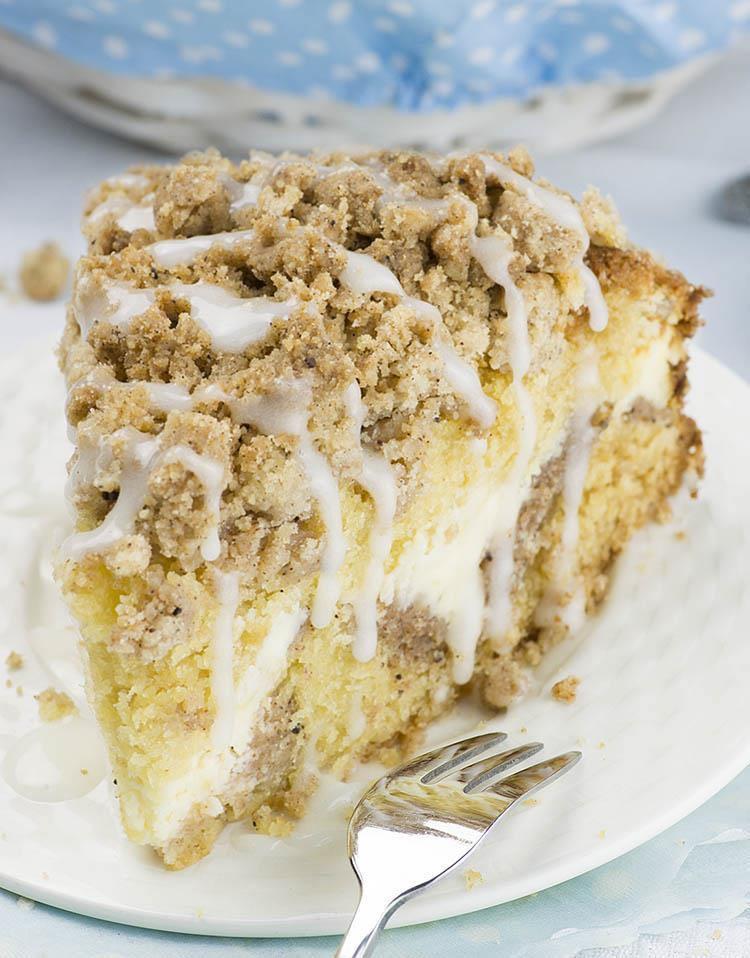 Good Easy Dessert Recipes  Easy Cinnamon Coffee Cake OMG Chocolate Desserts