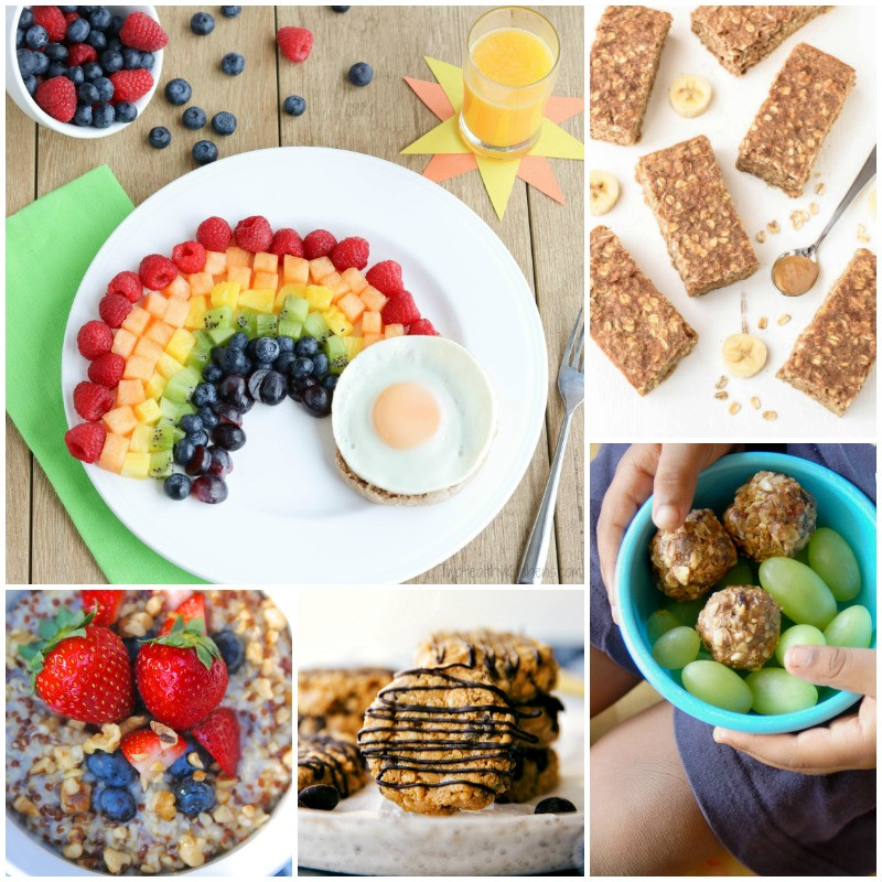 Good Healthy Breakfast Ideas  25 Healthy Breakfast Ideas Your Kids Will Love