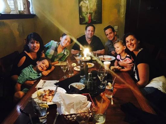Good Restaurants For Birthday Dinners  Family Birthday dinner Picture of Pia s Trattoria