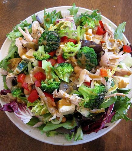 Gourmet Chicken Salad  Ratty Gourmet Broccoli Chicken Salad