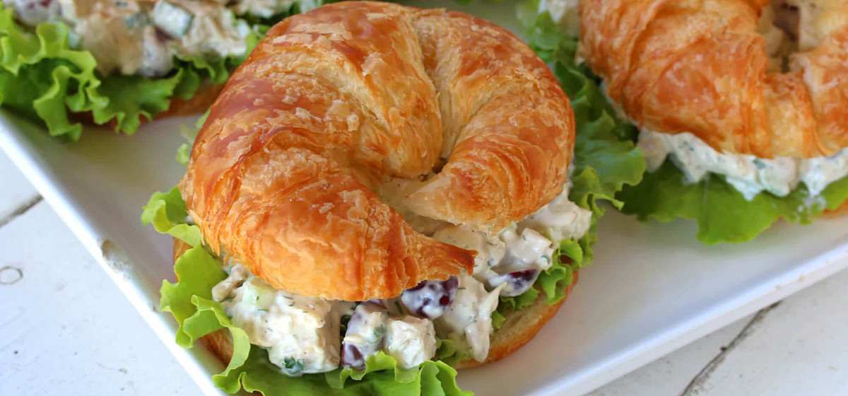 Gourmet Chicken Salad  Gourmet Chicken Salad
