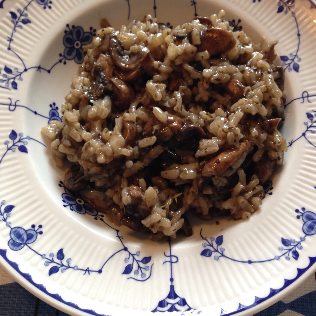 Gourmet Mushroom Risotto  Gourmet Mushroom Risotto BigOven