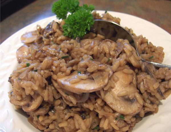 Gourmet Mushroom Risotto  Gourmet Mushroom Risotto Recipe Food