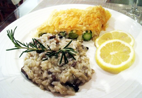 Gourmet Vegetarian Recipes  Gourmet Vegan Mushroom Risotto Recipe – Vegangela