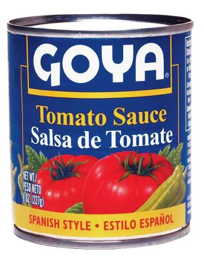 Goya Tomato Sauce  1000 images about Puerto Rico Condiments on Pinterest