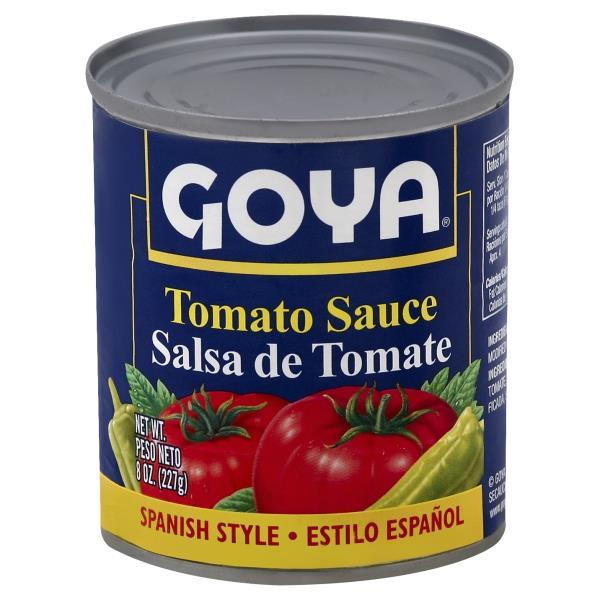 Goya Tomato Sauce  Goya Tomato Sauce Spanish Style Publix