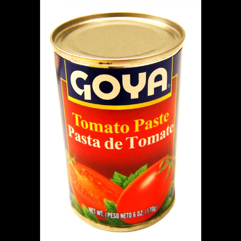 Goya Tomato Sauce  GOYA TOMATO PASTE 6OZ