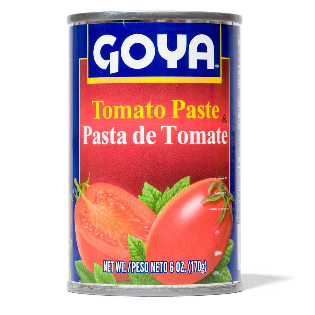 Goya Tomato Sauce  Tomato Paste