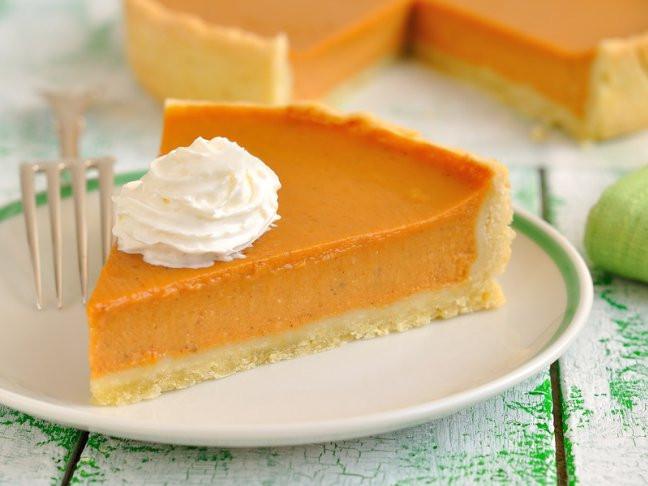 Graham Cracker Crust Pumpkin Pie  Pumpkin Pie with Graham Cracker Crust Recipe